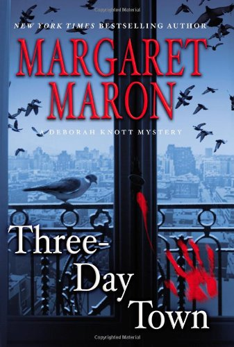 9780446555784: Three-Day Town (A Deborah Knott Mystery)