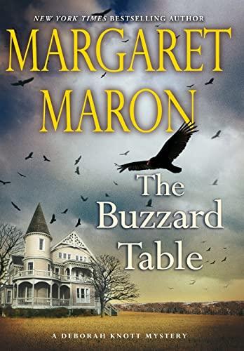 9780446555821: The Buzzard Table (Deborah Knott)