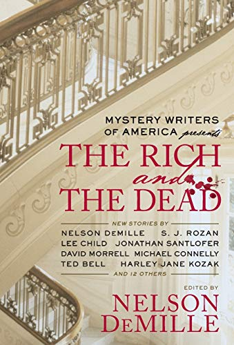 9780446555876: Mystery Writers of America Presents The Rich and the Dead