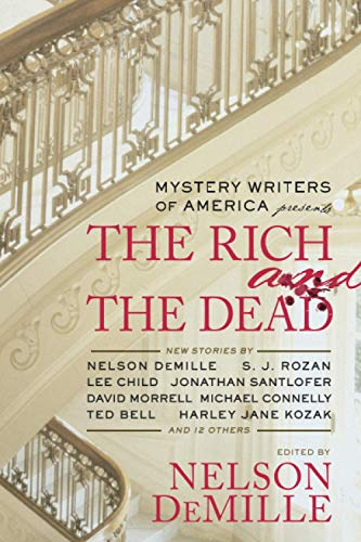 9780446555883: Mystery Writers of America Presents The Rich and the Dead