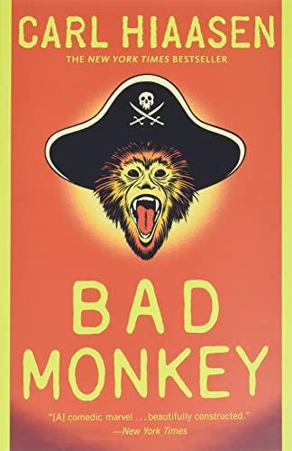 9780446556149: Bad Monkey