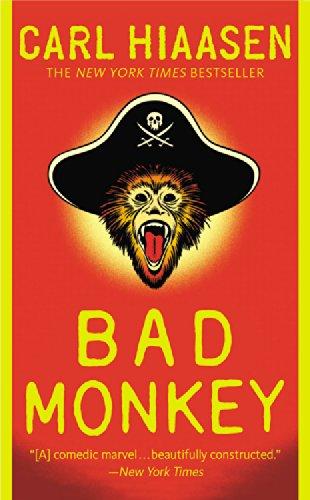 9780446556156: Bad Monkey