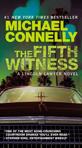 9780446556675: The Fifth Witness (Lincoln Lawyer)