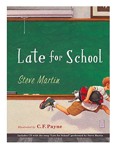 Late for School (Signed): Martin, Steve