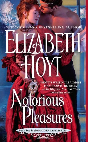 9780446558952: Notorious Pleasures (Maiden Lane)