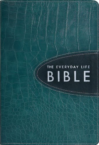 9780446559317: The Everyday Life Bible: The Power of God's Word for Everyday Living