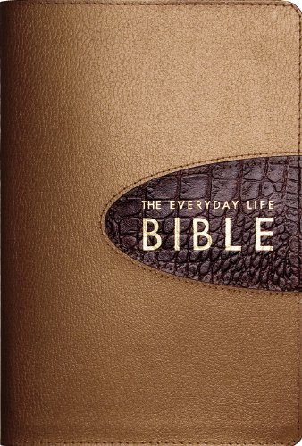 The Everyday Life Bible: The Power of God's Word for Everyday Living (0446559334) by Joyce Meyer