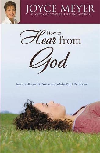 9780446559454: How to Hear from God