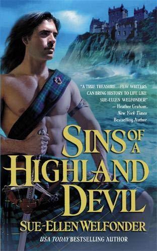 Sins of a Highland Devil (Grand Central Publishing Historical Romance): Welfonder, Sue-Ellen
