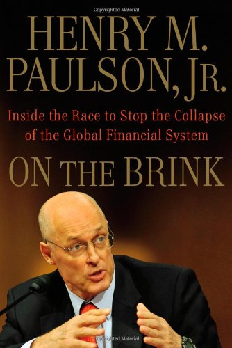 9780446561938: On the Brink: Inside the Race to Stop the Collapse of the Global Financial System