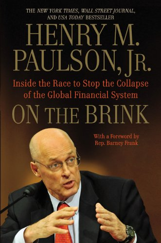 9780446561945: On the Brink: Inside the Race to Stop the Collapse of the Global Financial System