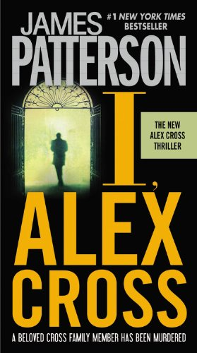9780446561969: I, Alex Cross
