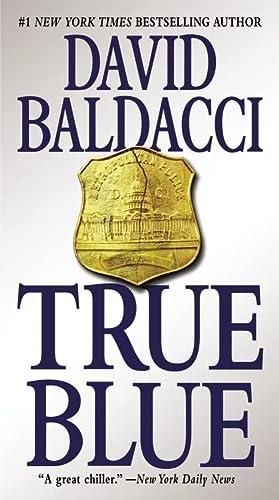 True Blue: Baldacci, David