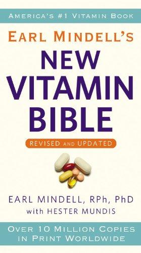 9780446561983: Earl Mindell's New Vitamin Bible