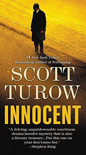 Innocent: The Sequel to Presumed Innocent: Scott Turow