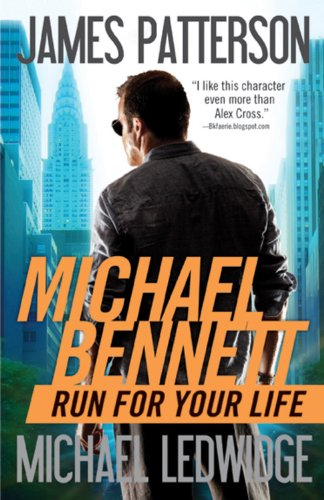 9780446562676: Run for Your Life (Michael Bennett)