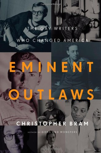 9780446563130: Eminent Outlaws: The Gay Writers Who Changed America