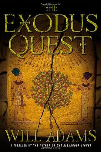 9780446563208: The Exodus Quest