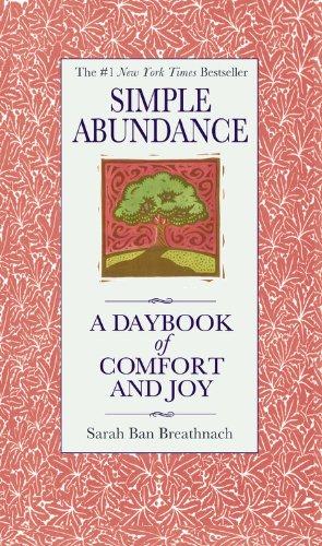 9780446563598: Simple Abundance: A Daybook of Comfort of Joy