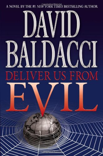 DELIVER US FROM EVIL (SIGNED): Baldacci, David