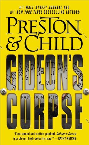 9780446564380: Gideon's Corpse (Gideon Crew series)