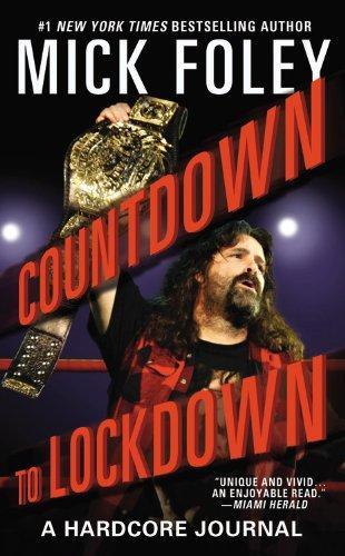 9780446564601: Countdown to Lockdown: A Hardcore Journal