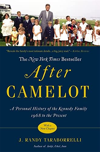 9780446564649: After Camelot: A Personal History of the Kennedy Family--1968 to the Present