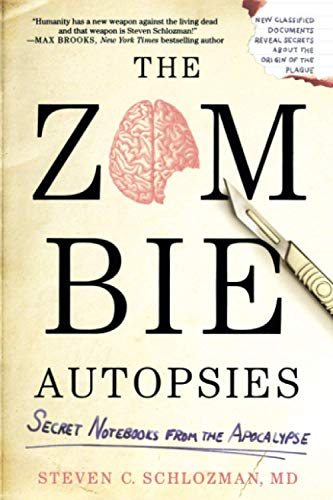 9780446564656: The Zombie Autopsies: Secret Notebooks from the Apocalypse