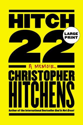 9780446566988: Hitch-22: A Memoir
