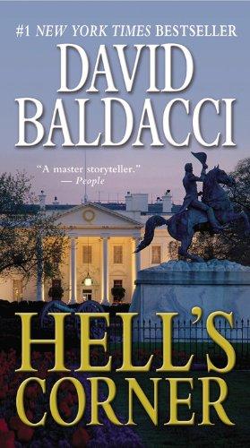 Hell's Corner (Camel Club Series): Baldacci, David
