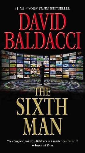 The Sixth Man (King & Maxwell Series): Baldacci, David