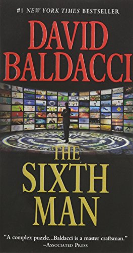 9780446573092: The Sixth Man (King & Maxwell Series)