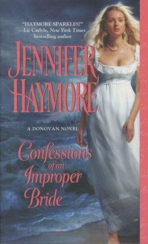 9780446573146: Confessions of an Improper Bride (A Donovan Novel)