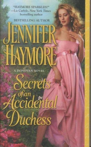 9780446573153: Secrets Of An Accidental Duchess: Number 2 in series (Donovan Sisters)