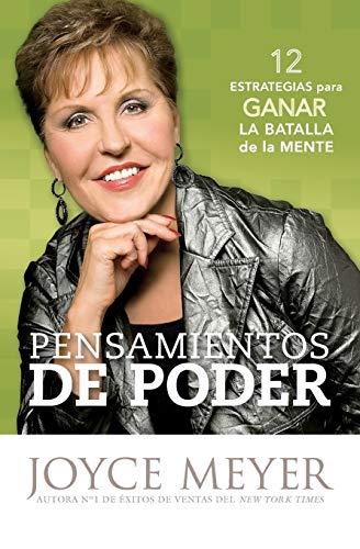 9780446573412: Pensamientos de Poder: 12 Estrategias para Ganar la Batalla de la Mente (Spanish Edition)