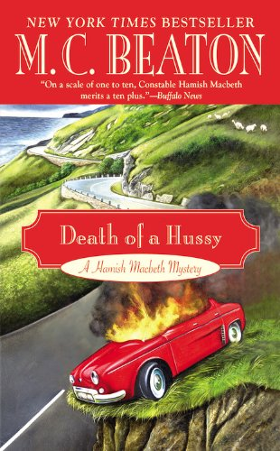 9780446573542: Death of a Hussy (Hamish Macbeth)