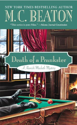 9780446573559: Death of a Prankster (A Hamish Macbeth Mystery)