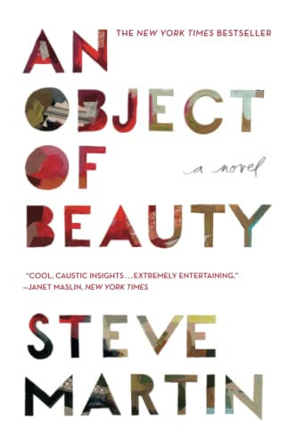 9780446573658: An Object of Beauty: A Novel