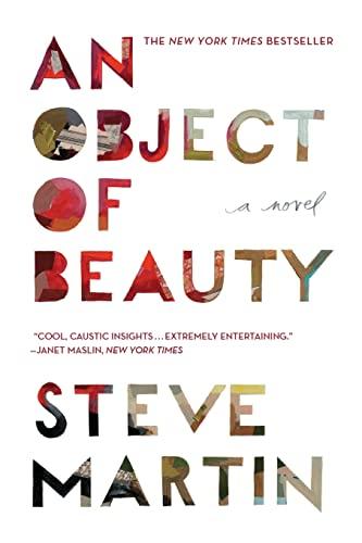 9780446573658: An Object of Beauty: A Novel