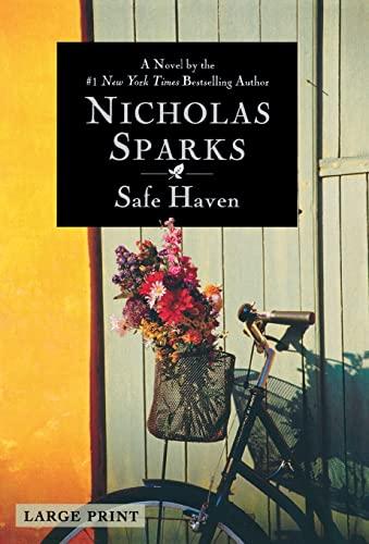 9780446573672: Safe Haven, Large Print