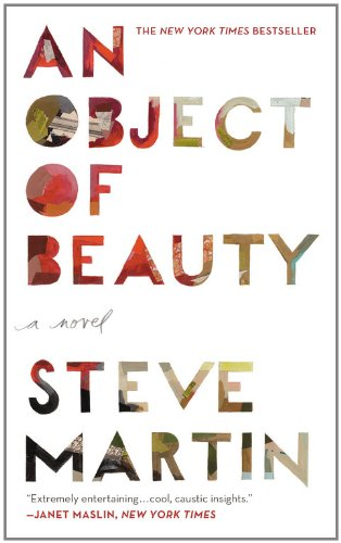 9780446573740: An Object of Beauty: A Novel