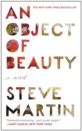 9780446573740: An Object of Beauty: A Novel