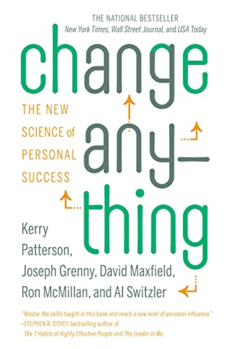 9780446573900: Change Anything: The New Science of Personal Success