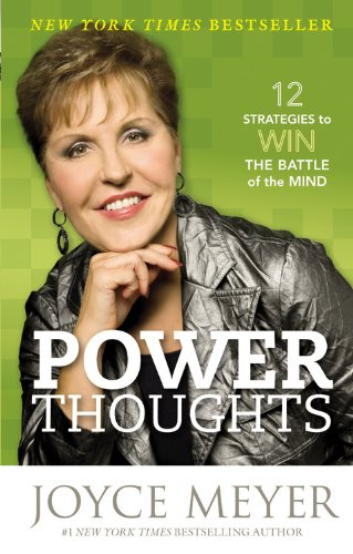 9780446574143: Power Thoughts: 12 Strategies to Win the Battle of the Mind