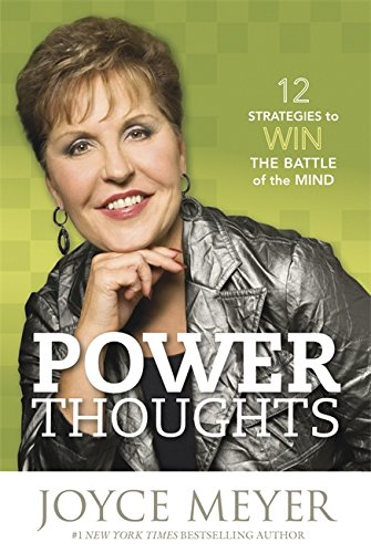 9780446574297: Power Thoughts: 12 Strategies to Win the Battle of the Mind