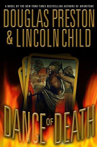 Dance of Death **Signed**: Preston, Douglas; Child, Lincoln