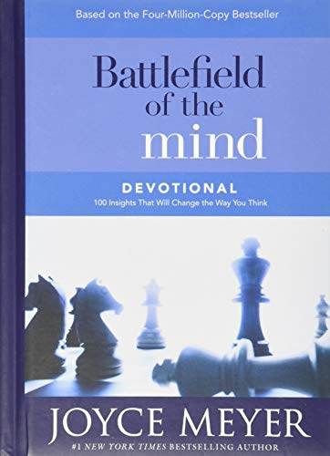 9780446577069: Battlefield of the Mind Devotional: 100 Insights That Will Change the Way You Think