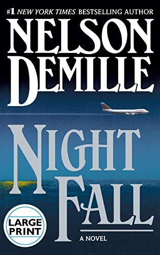 9780446577144: Night Fall (Large Print)
