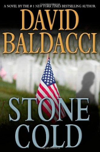 Stone Cold (Camel Club): Baldacci, David