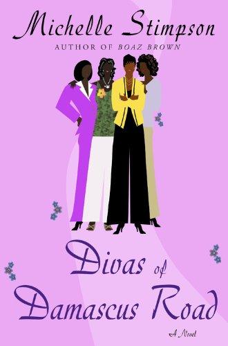 9780446577465: Divas of Damascus Road